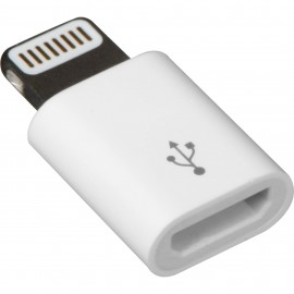 Micro USB to iPhone 5-6 converter